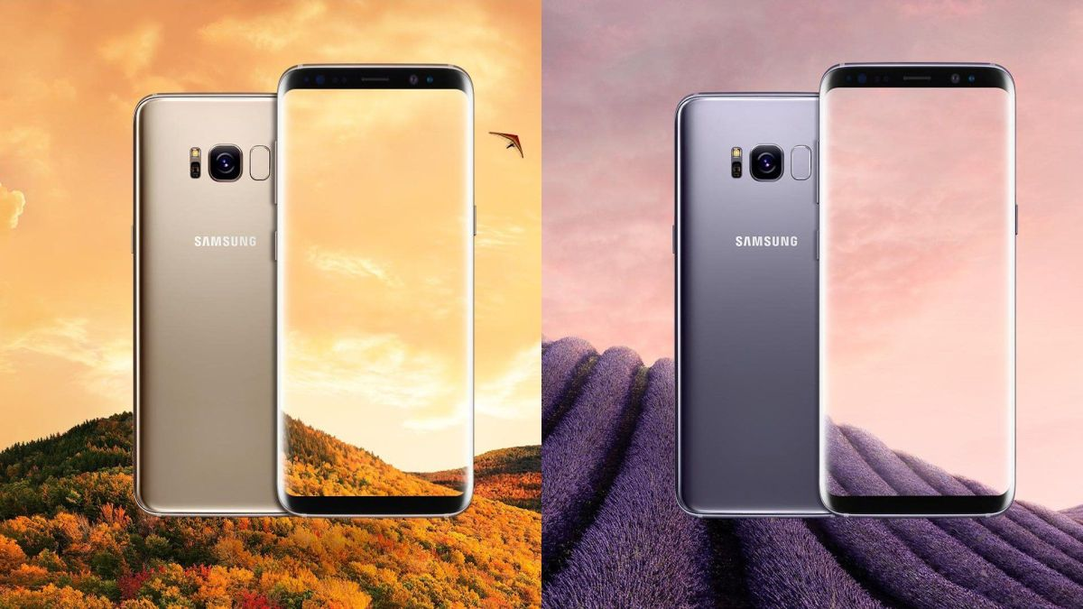 Samsung Galaxy S8 Leak Reveals Gold Model And U.S. Branding