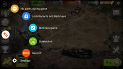 Samsung Game Launcher - Game Tools Icons Explained