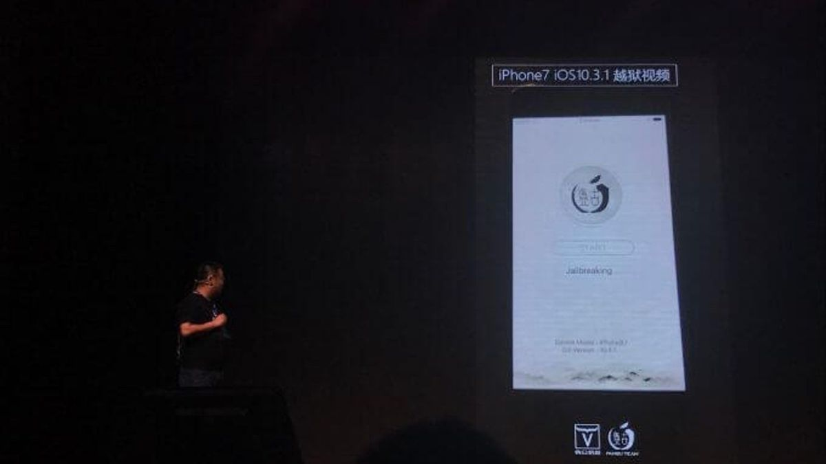 Pangu Team Demoes iOS 10.3.1 Jailbreak, Will Soon Release It To Public