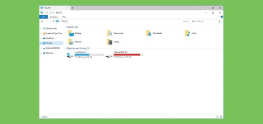 Windows 10 - Tabbed Shell For File Explorer