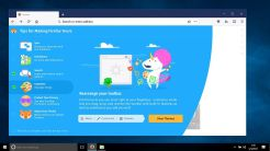 Mozilla Firefox Photon UI For Windows - Tips Screen To Customize Browser