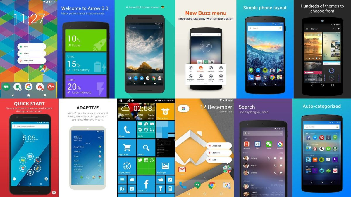 10 Best Android Launcher Apps To Customize Your Android Phone