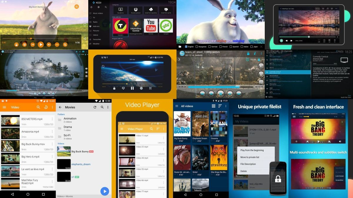 10 Best Video Player Apps For Android