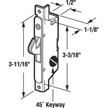 Garage Door Mortise Lock Garage Door Lock Hasp Wiring