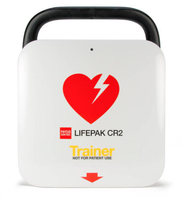 physio-control lifepak aed trainer