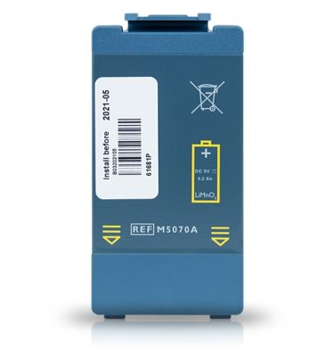 Philips FRx/OnSite/HS1 AED Replacement 4-Year Battery