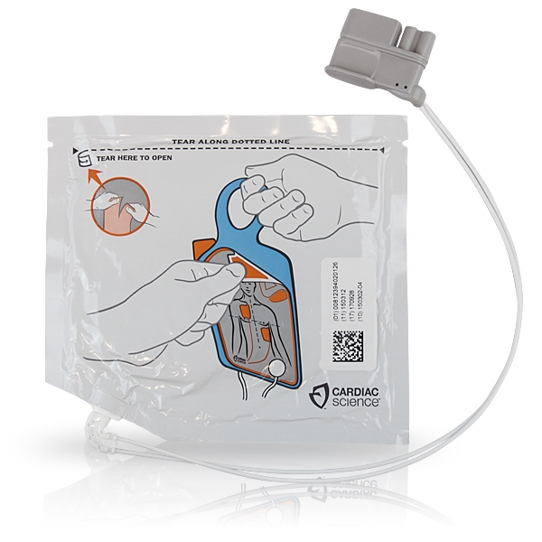 Cardiac Science G5 Adult Electrode Pads