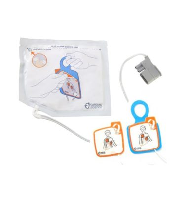 Cardiac Science Pediatric Intellisense Defibrillation Electrode Pads