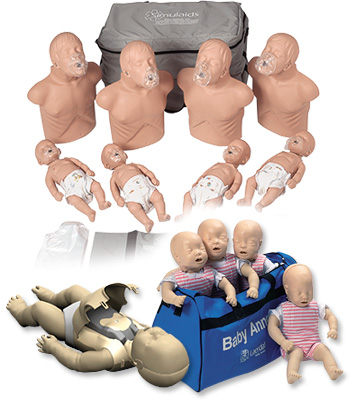 Used CPR equipment