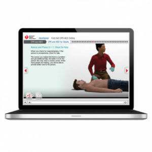 First Aid CPR:AED Online