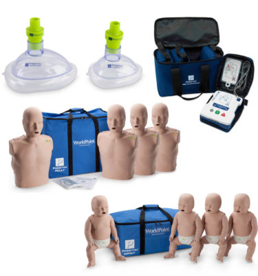 WorldPoint® Economy BLS Starter Pack - Basic - Medium Skin