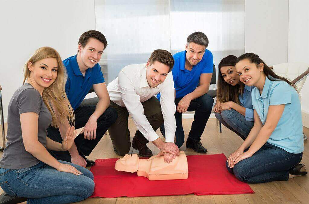 cpr training business consulting