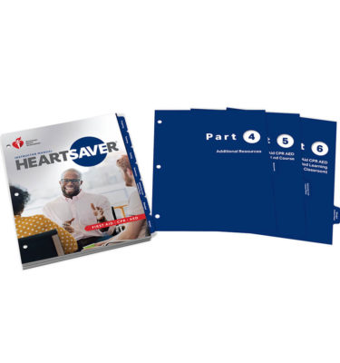 Heartsaver instructor manual