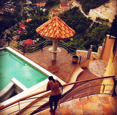 Dancehall act Mavado shows off 500 million mansion