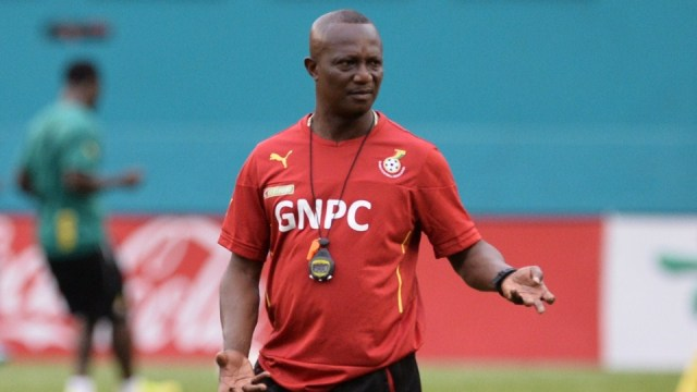 Image result for coach kwesi appiah