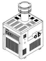 Hayward High Wind Stack for 400,000 BTU Heaters (Mfr Part