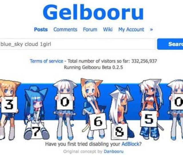 Visit Gelbooru