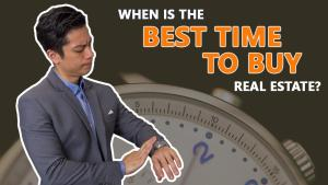 Best Time to Buy Real Estate