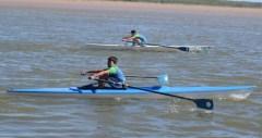 También el remo volvió a la actividad en Corrientes