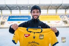 Luciano Vera en FC DAC 1904