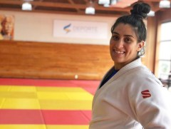 Anahí Galeano - Judo