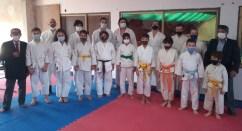Karate Do Shotokan JKA del club Capri