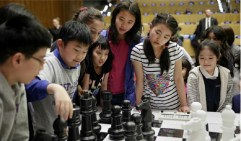 Se ha duplicado el interés por jugar al ajedrez