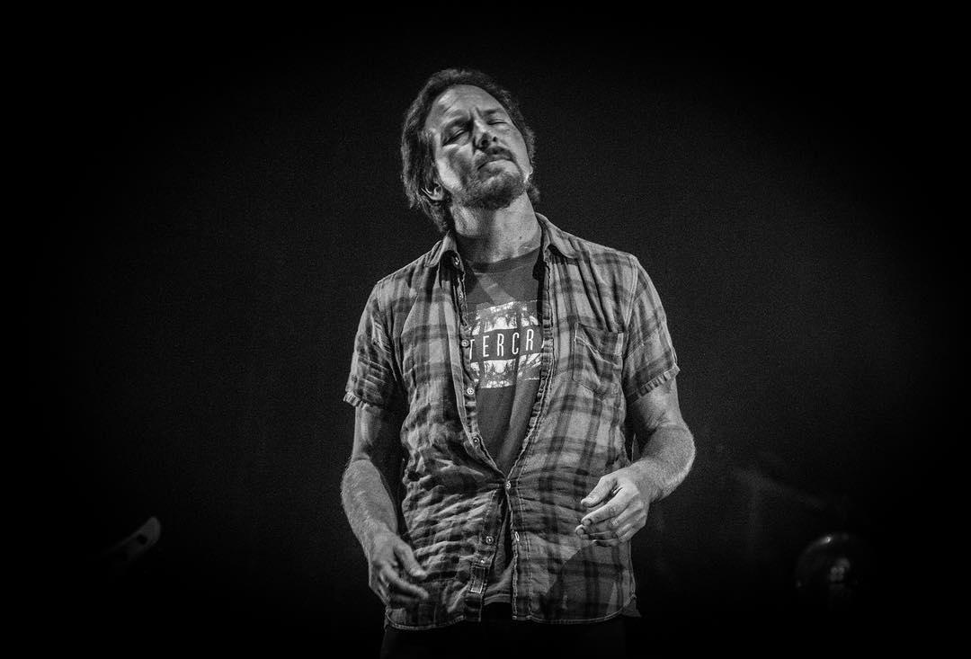 Eddie Vedder anuncia concert a Barcelona el 25 de juny