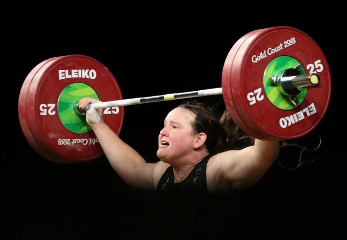 Laurel Hubbard es una mujer transgénero que representa a Nueva Zelanda en los Juegos Olímpicos de Tokio.