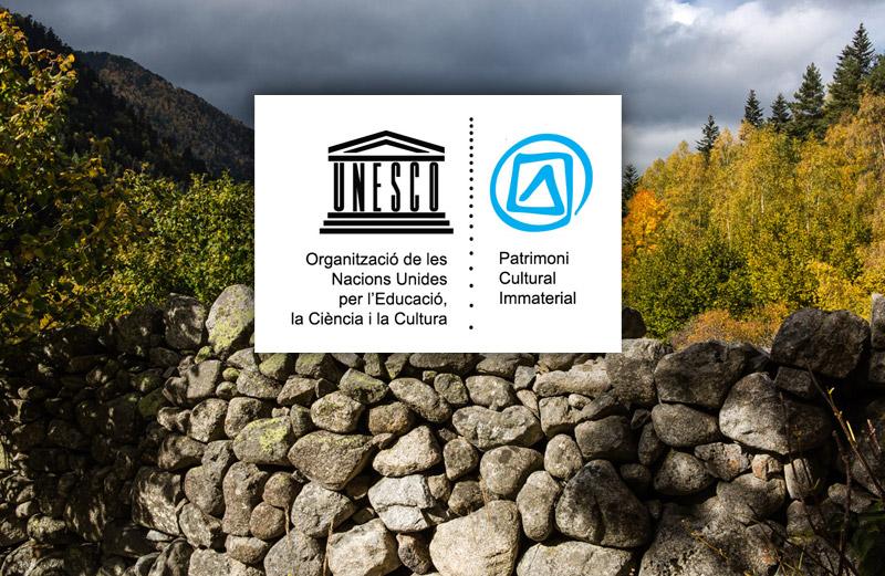 Pedra Seca - Patrimoni Cultural Immaterial de la Humanitat Unesco