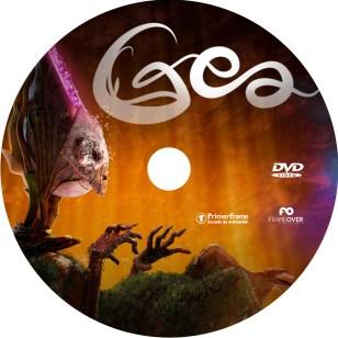 dvd cortometraje