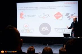 David Fraile de Bandai Namco