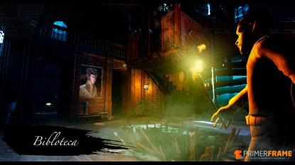 Recurring Nightmare - Master en Videojuegos