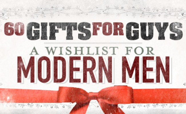 Unique Gifts For Him A Wishlist For Modern Men