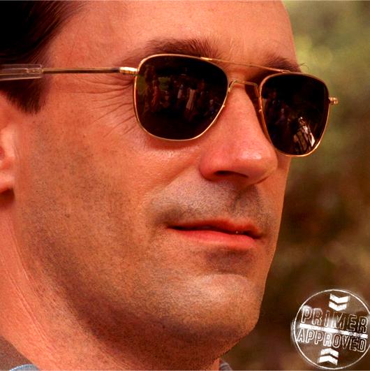 Don Draper's Sunglasses
