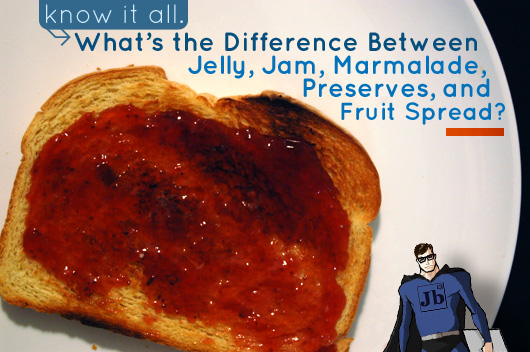 What's the Difference Between Jelly Jam Marmalade ...