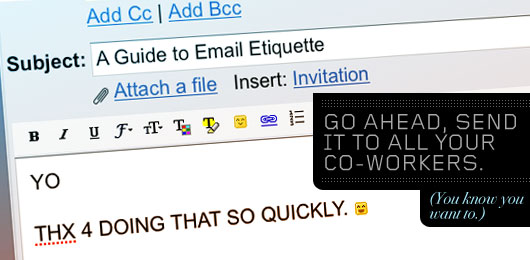 A Guide to Email Etiquette  Primer