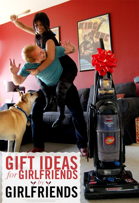 Gift Ideas for Girlfriends by Girlfriends