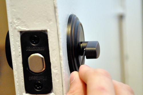How to Change Your Girlfriends Front Door Lock and Deadbolt  Primer