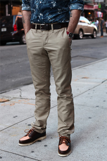 How Pants Should Fit  The Principles of Fit