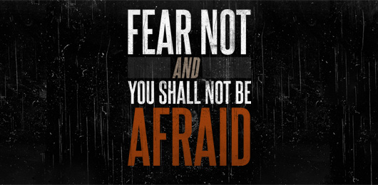 Gym Motivation Quotes Wallpaper Iphone Motivational Monday Fear Not And You Shall Not Be Afraid
