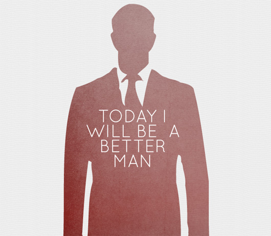 Today I Will Be A Man One Reddit Users Manifesto For