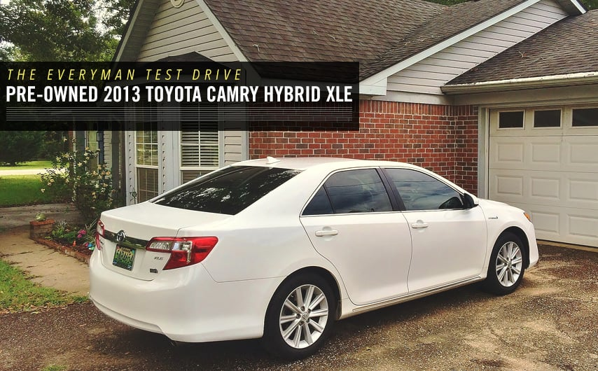 brand new toyota camry se all kijang innova silver the everyman test drive: pre-owned 2013 ...