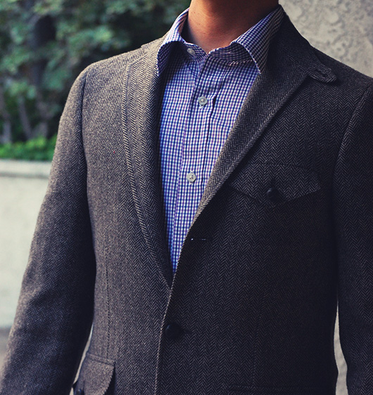 What Every Man Needs to Know About Winter Suits  Primer