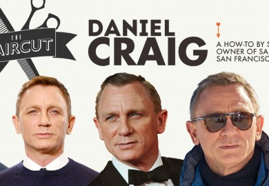 The Haircut Daniel Craig Primer