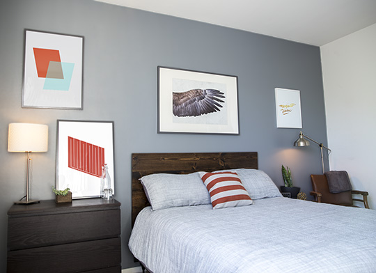 How To Paint A Bedroom Accent Wall And Completely Change Your Room Primer