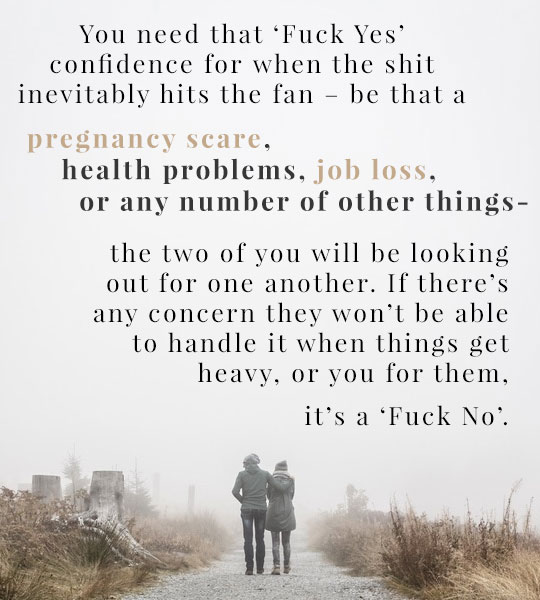 Image result for mark manson fuck yes image