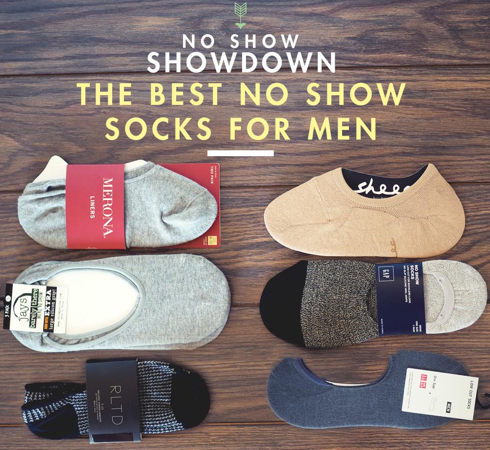 The Best No Show Socks for Men