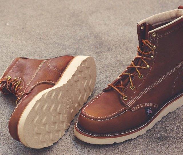 Thorogood Moc Toe Boot