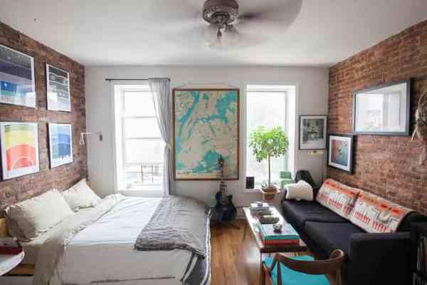 apartment bedroom design ideas Apartment Decorating Ideas: A Brooklyn Bedroom